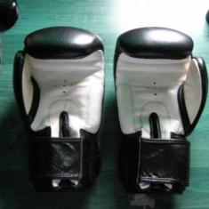Manusi de box, piele - Manusi box
