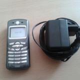 Telefon Motorola, Gri, Nu se aplica, Fara procesor, Nu se aplica - MOTOROLA C450 + INCARCATOR