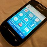 Telefon Samsung Corby 2, Alb, <1GB, Neblocat, Single core, Nu se aplica