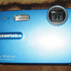 Camera Foto OLYMPUS u550WP WaterProof 10Mp DEFECT - Aparat Foto compact Olympus