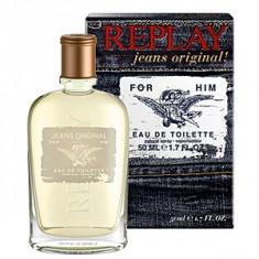 Replay Jeans Original! For Him EDT 30 ml pentru barbati - Parfum barbati