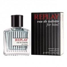 Replay Replay For Him EDT 50 ml pentru barbati - Parfum barbati