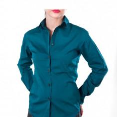Camasi Calvin Klein, noi, cu etichete originale - marimi 40 ( S ) si 44 ( M ) - Camasa dama Calvin Klein, Maneca lunga, Office, Bumbac