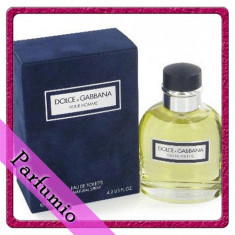 Parfum Dolce & Gabbana Pour Homme masculin, apa de toaleta 125ml - Parfum barbati