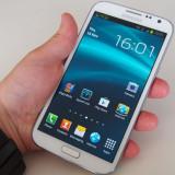 Samsung Galaxy Note II , alb  stare foarte buna !