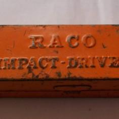Cutie Reclama - Cutie metalica Raco Impact Driver