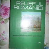 Carte Geografie - Relieful Romaniei-Grigore Posea, Nicolae Popescu, Mihai Ielenicz