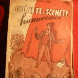 Almanahul Umorului 1950 -Cuplete, scenete umoristice, caricaturi