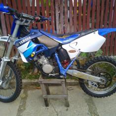 Motocicleta Yamaha - Yamaha yz 125 moto cross