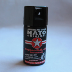 Spray Paralizant Piper Jet Original Nato Made in Germany 40 ML ( American Style )