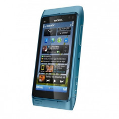 Telefon mobil Nokia N8, Negru, Neblocat - Vand Nokia N8
