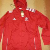 Geaca Adidas originala 100% - Geaca barbati Adidas, Marime: 46, Culoare: Rosu, Rosu
