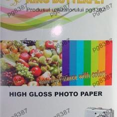 Hartie foto 210 gr, 20 buc/plic - A4 - 117735 - Hartie foto imprimanta