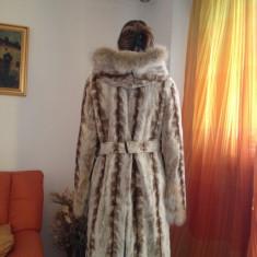 Haine dama - Haina din blana de nurca