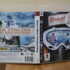 Shaun White Snowboarding (PS3) (ALVio) + sute de alte Jocuri PS3 Ubisoft ( VAND SCHIMB ), Actiune