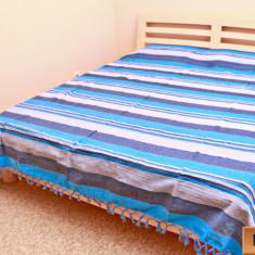 Cuvertura 100% Bumbac. Pentru pat Dublu, - 220 cm / 250 cm. Model 17