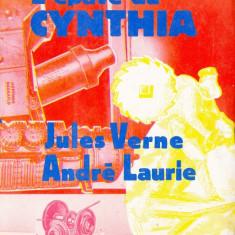 L'EPAVE DU CYNTHIA de JULES VERNE si ANDRE LAURIE (IN LIMBA FRANCEZA) - Carte Literatura Franceza