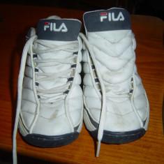 FILA SPORT - Adidasi dama FILA, Marime: 36, Culoare: Alb, Alb