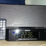 Vând ''Sony Personal Audio Docking System icf-ds11ip'' (produs în stare perfectă, a fost pus în funcţiune pe data de 17 martie 2013)
