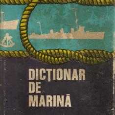 A. Bejan / M. Bujenita - Dictionar de marina ( ilustrat ) - Dictionar ilustrat