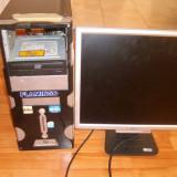 Sisteme desktop cu monitor, Sub 1 GB, Acer - Vand calculator+monitor
