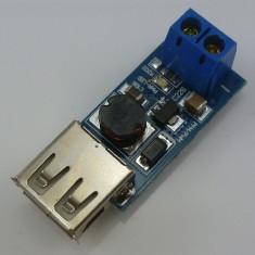 5V USB Charger DC Converter USB Step Up Boost Module MP3 MCU Arduino ARM STM32 (FS00002)