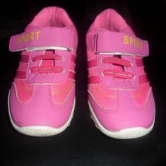 Adidasi copii, Fete, Marime: 28, Din imagine - Adidasi fetite marimea 28
