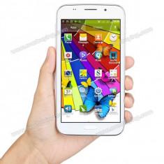 Telefon mobil Dual SIM, Alb, 8GB, Neblocat, Dual SIM, Single core - Vand Smartphone-uri Super Pret !