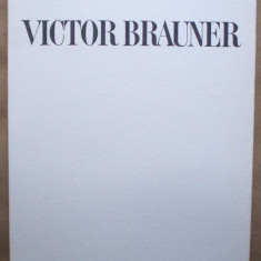 Victor Brauner (1903 - 1966) - Catalog rar, numerotat - REDUCERE! - Album Arta