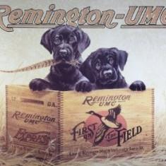 Cutie Reclama - 36.Reclama metalica vintage - Remington
