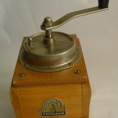Rasnita manuala din lemn si inox pt. piper /cafea Armin Trosser 20cm - Rasnita Cafea