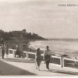 Carti Postale Romania dupa 1918, Circulata, Fotografie - CPI (B2948) VASILE ROAITA, PE FALEZA, COMBINATUL POLIGRAFIC CASA SCANTEII, CIRCULATA, 1959, STAMPILE, TIMBRU, RPR