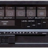 Amplificator audio - Vand amplificator AKAI AM-A301, negru