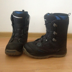 BUTI BOOTS SNOWBOARD SALOMON KAMOOKS, MARIME 45