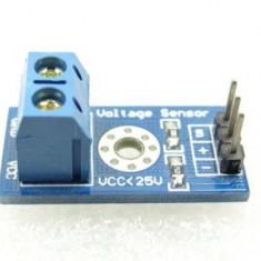 Senzor tensiune Arduino / PIC / AVR / ARM / STM32