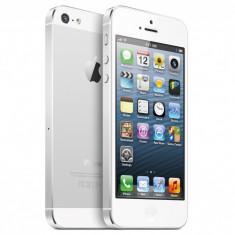 iPhone 5 Apple Alb 16GB, NOU (din garantie), Neblocat