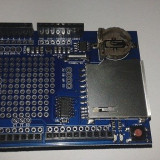 CD player - Data Logging Shield Data Recorder Shield for Arduino