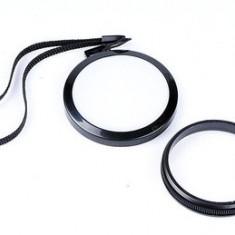Capac Obiectiv Foto - Capac balans de alb pe 52mm si 58mm, pentru obiective Nikon, Canon, Sony, Pentax. etc