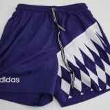 Bermude barbati Adidas, S, Mov, Poliester - Pantaloni scurti Fotbal Adidas mov