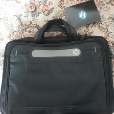 Geanta laptop HP Business, Geanta de umar, 15 inch, Nailon, Negru