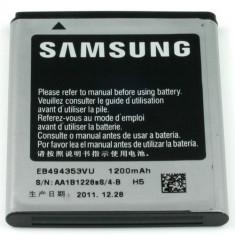 Baterie telefon Samsung, Samsung Galaxy Y Duos, Li-ion - Acumulator baterie Samsung C6712 Star 2 Duos | i5510 Galaxy 551 EB494353VU