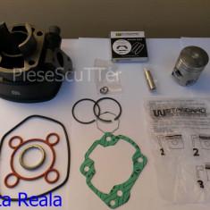Set cilindri Moto - Set motor ( cilindru ) scuter Malaguti F12 / F12R / F15 ( 49cc - 50cc ) ( W STANDARD / WSTANDARD )