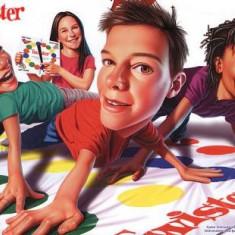 Joc Twister pentru copii si adulti - Jucarie interactiva