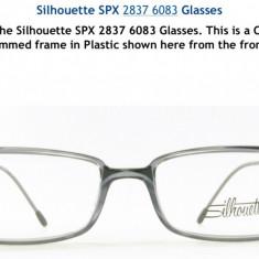 Rame titan Silhouette SPX 2837 6083 - Rama ochelari Silhouette