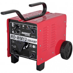 129943-aparat sudura 200 Amp 48 V RD WM13, Monofazat, 30-50, 2400-3500