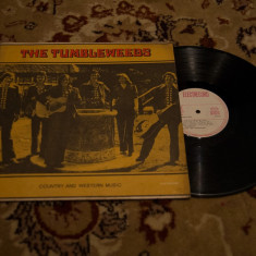 The Tumbleweeds STM-EDE 01073 - Muzica Country electrecord, VINIL