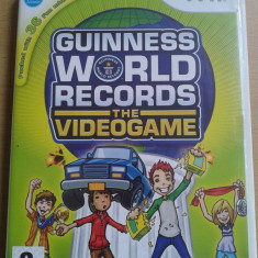 Vand jocuri nintendo WII pt copii, 3+, distractive, GUINNESS WORLD RECORDS - Jocuri WII Activision, Arcade, 3+, Single player