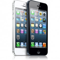 iPhone 5 Apple black 64 GB, Negru, Neblocat