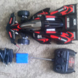 Masina cu telecomanda Motorama R/C Cyclone - Masinuta de jucarie motorama, Electrice, Plastic, Baiat