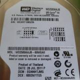 Vand Hard disk (HDD) western digital 250 GB WD2500AAJB ==IEFTIN==, 200-499 GB, Rotatii: 7200, IDE, 8 MB